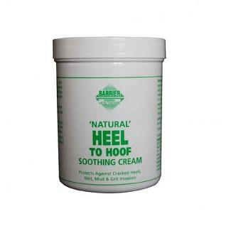 Barrier Natural Heel to Hoof Soothing Cream 250 ml