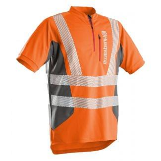 Husqvarna Technical Short Sleeve T-Shirt High Viz