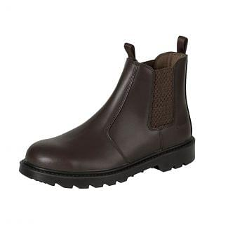 Hoggs of Fife Mens Classic Dealer Safety Boots - Chelford Farm Supplies