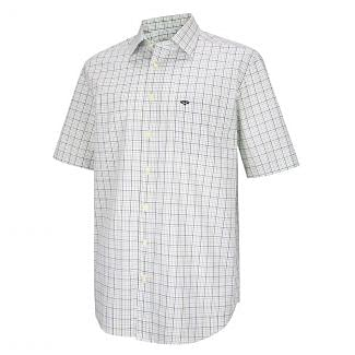 Hoggs of Fife Mens Muirfield Short Sleeve Shirt - Chelford Farm Supplies