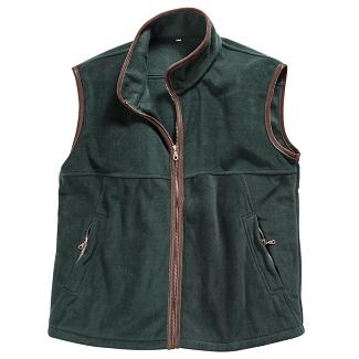 Hoggs of Fife Stenton Technical Fleece Gilet - Chelford Farm Supplies