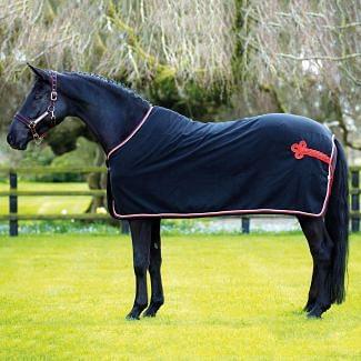 Horseware Rambo Show Rug Black