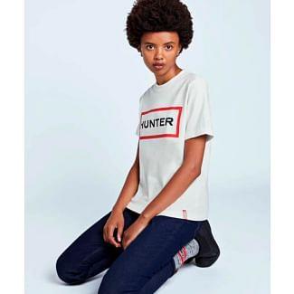 Hunter Womens Original Logo T-Shirt