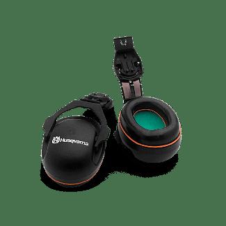 Husqvarna Hearing Protectors For Helmets - Chelford Farm Supplies