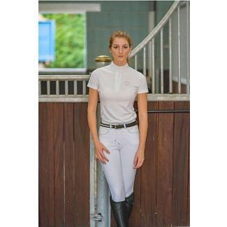 Hy Equestrian HyFASHION Ava Show Shirt - Chelford Farm Supplies
