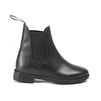 Brogini Childrens Pavia Piccino Jodhpur Boots Black