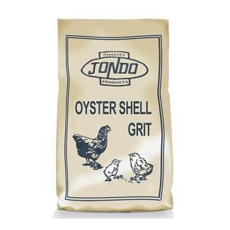 Jondo Oyster Shell Grit 25kg | Chelford Farm Supplies