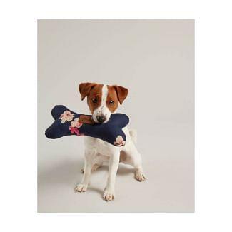 Joules Floral Bone Dog Toy - Chelford Farm Supplies