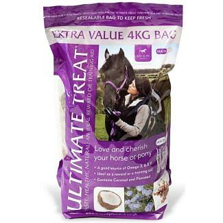 KM Elite Ultimate Treats 4kg - Chelford Farm Supplies