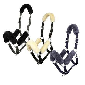 LeMieux Comfort Fleece Lined Headcollar