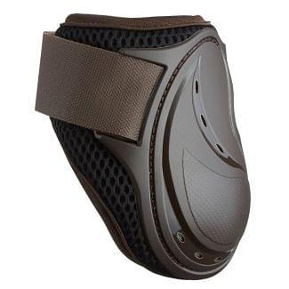 LeMieux Derby ProJump Fetlock Boots Brown - Chelford Farm Supplies