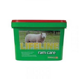 Rumenco Lifeline Ram Care Mineral Bucket 22.5kg - Chelford Farm Supplies