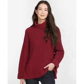 Barbour Ladies Stitch Cape Sweater | Chelford Farm Supplies