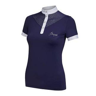 LeMieux Ladies Amelie Diamante Show Shirt