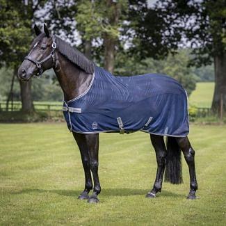 LeMieux Arika Air-Tek Sheet Horse Rug Navy | Chelford Farm Supplies