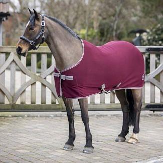 LeMieux Arika Jersey-Tek Horse Rug Burgundy | Chelford Farm Supplies