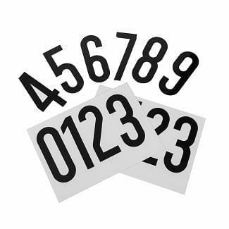 LeMieux Magnetic Number Pack & Boards