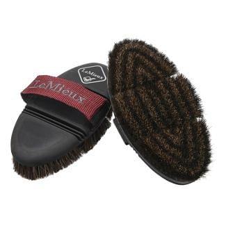 LeMieux Flexi Horses Hair Body Brush | Chelford Farm Supplies