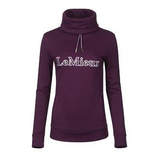 LeMieux Ladies Highland Funnel Neck Hoodie | Chelford Farm Supplies