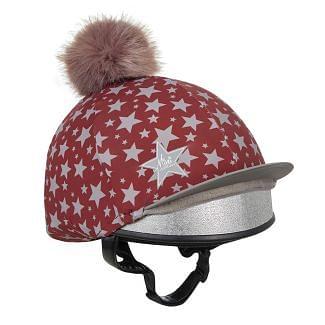 LeMieux Mini Pom Pom Hat Silk