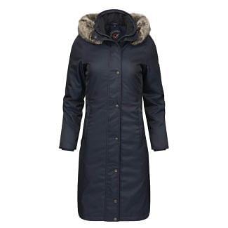 LeMieux Ladies Waterproof  Long Riding Coat | Chelford Farm Supplies