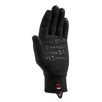 LeMieux Polar Grip Gloves Black