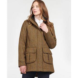 Barbour Ladies Fairfield Wool Jacket