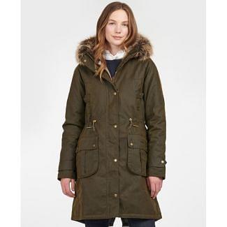 Barbour Ladies Hartwith Wax Jacket | Chelford Farm Supplies