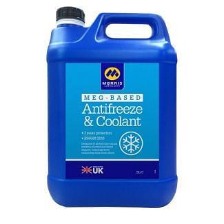 MEG Antifreeze & Coolant 5L