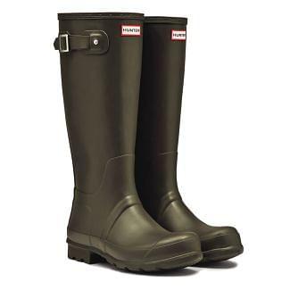 Hunter Mens Original Tall Wellington Boots