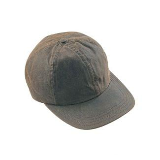Barbour Mens Wax Sports Cap Olive - Cheshire, UK