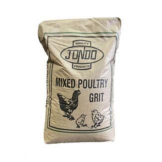 Jondo Mixed Poultry Grit 25kg | Chelford Farm Supplies