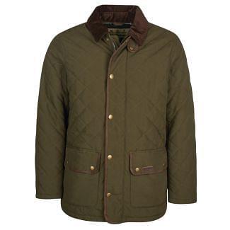 Barbour Mens Burton Quilt Jacket