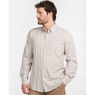 Barbour Mens Preston Regular Fit Shirt | Chelford Farm Supplies