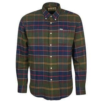 Barbour Mens Hogside Tartan Regular Fit Shirt | Chelford Farm Supplies