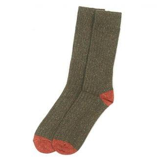 Barbour Mens Houghton Socks