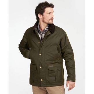 Barbour Mens Stratford Wax Jacket | Chelford Farm Supplies