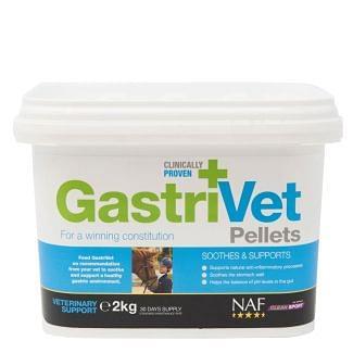 NAF GatriVet Pellets For Horses 2kg - Chelford Farm Supplies