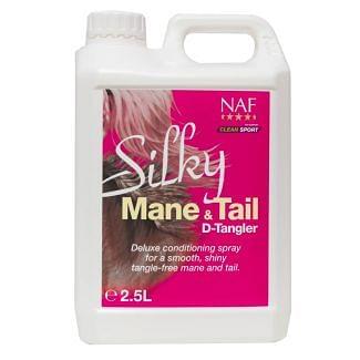 NAF Silky Mane & Tail D-Tangler Conditioner 2.5L