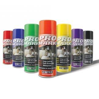Nettex ProMark Aerosol Spray 400ml