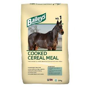Baileys No.1 Cooked Cereal Meal Horse Feed 20kg