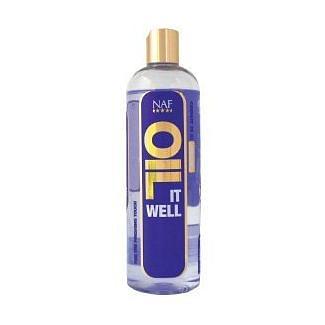 NAF Oil It Well Horse Grooming Oil 500ML
