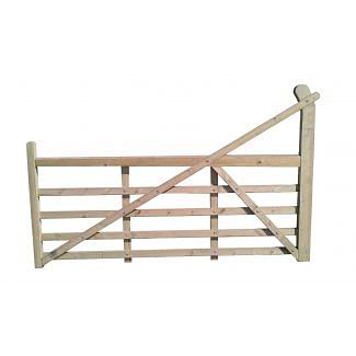 Timber Ranch Gate P.A.R