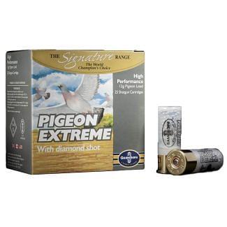 Gamebore Pigeon Extreme 12 Gauge 34 Gram Fibre Shotgun Cartridge