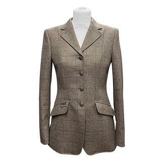 Pikeur Ladies Epsom Competition Jacket Brown Tweed