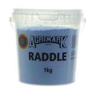 Agrimark Sheep Colouring Raddle Powder