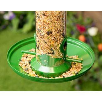 Red Barn Metal Seed Catcher Tray | Chelford Farm Supplies