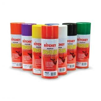 Ritchey Super Sprayline Stock Marker Spray 400ml | Chelford Farm Supplies
