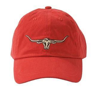 RM Williams Mens Steer Head Logo Cap
