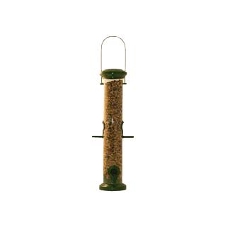 Red Barn Large Metal Bird Seed Feeder | Chelford Farm Supplies